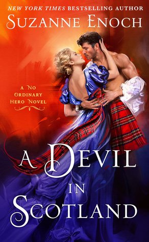 BIG 5 STARS to A Devil in Scotland by Suzanne Enoch