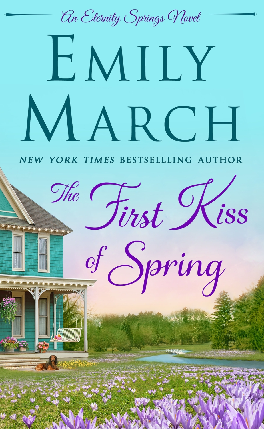 REVIEW ~ The First Kiss of Spring by Emily March