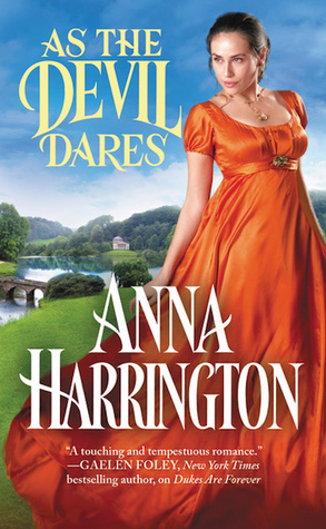Have You read? As the Devil Dares by Anna Harrington