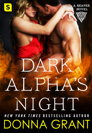 REVIEW of the exciting Dark Alpha's Night by Donna Grant