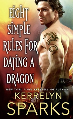 Dynamic writing ~ Eight Simple Rules for Dating A Dragon by Kerrelyn Sparks