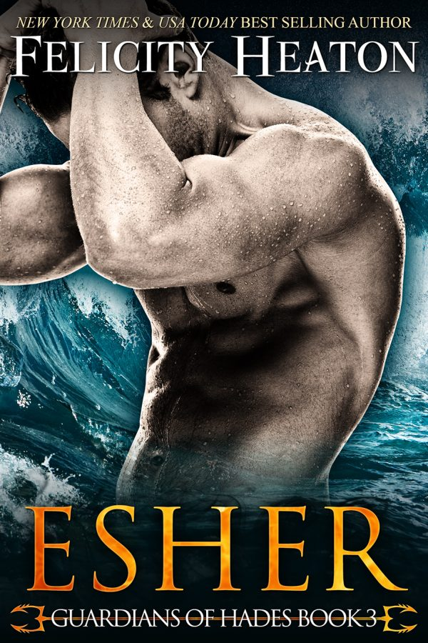 Book Tour REVIEW #Giveaway Esher by Felicity Heaton