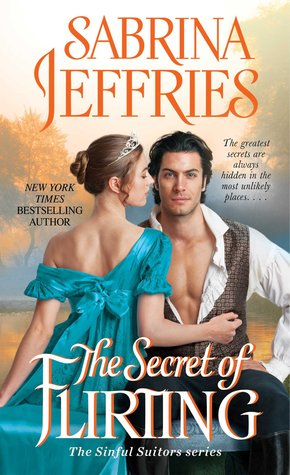5 STAR REVIEW The Secret of Flirting by Sabrina Jeffries