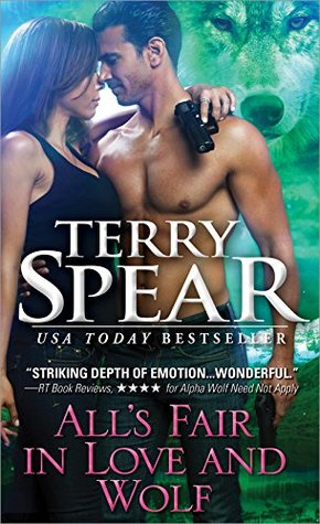 REVIEW of All's Fair in Love and Wolf by Terry Spear