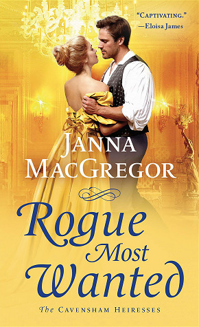 5 STAR REVIEW Rogue Most Wanted by Janna MacGregor