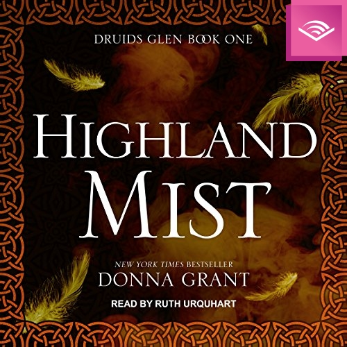 AUDIBLE Escape REVIEW Highland Mist by Donna Grant