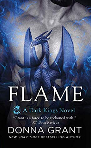 5 STAR REVIEW Flame by Donna Grant