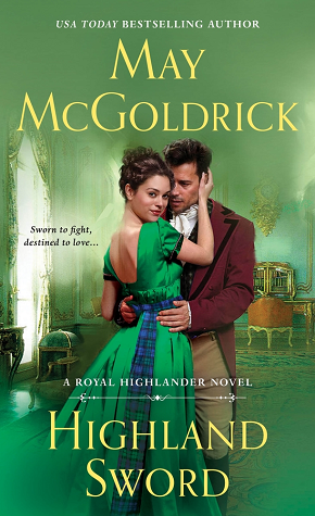 5+ REVIEW Highland Sword by May McGoldrick
